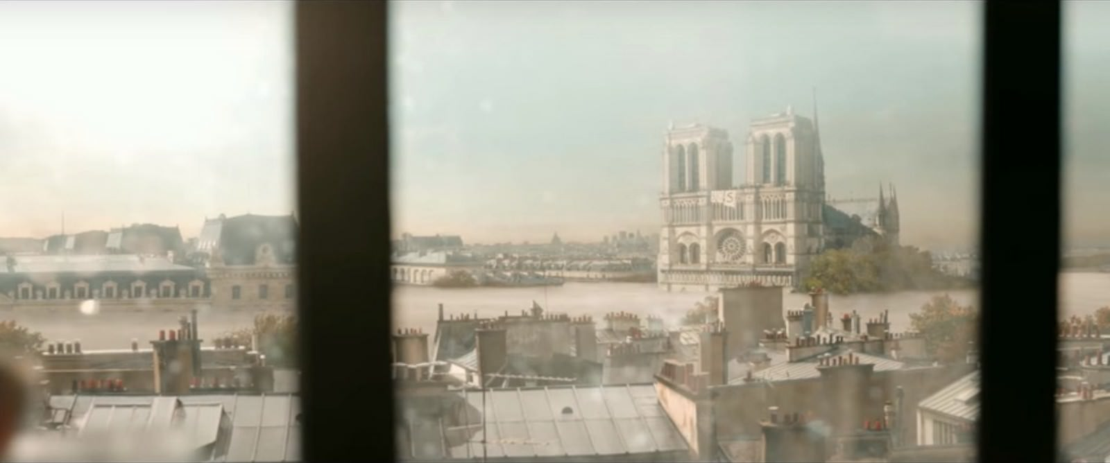 Movie, Dans la brume(法國.加拿大) / 全面霾伏(台) / Just a Breath Away(英文) / 呼吸(網), 電影場景