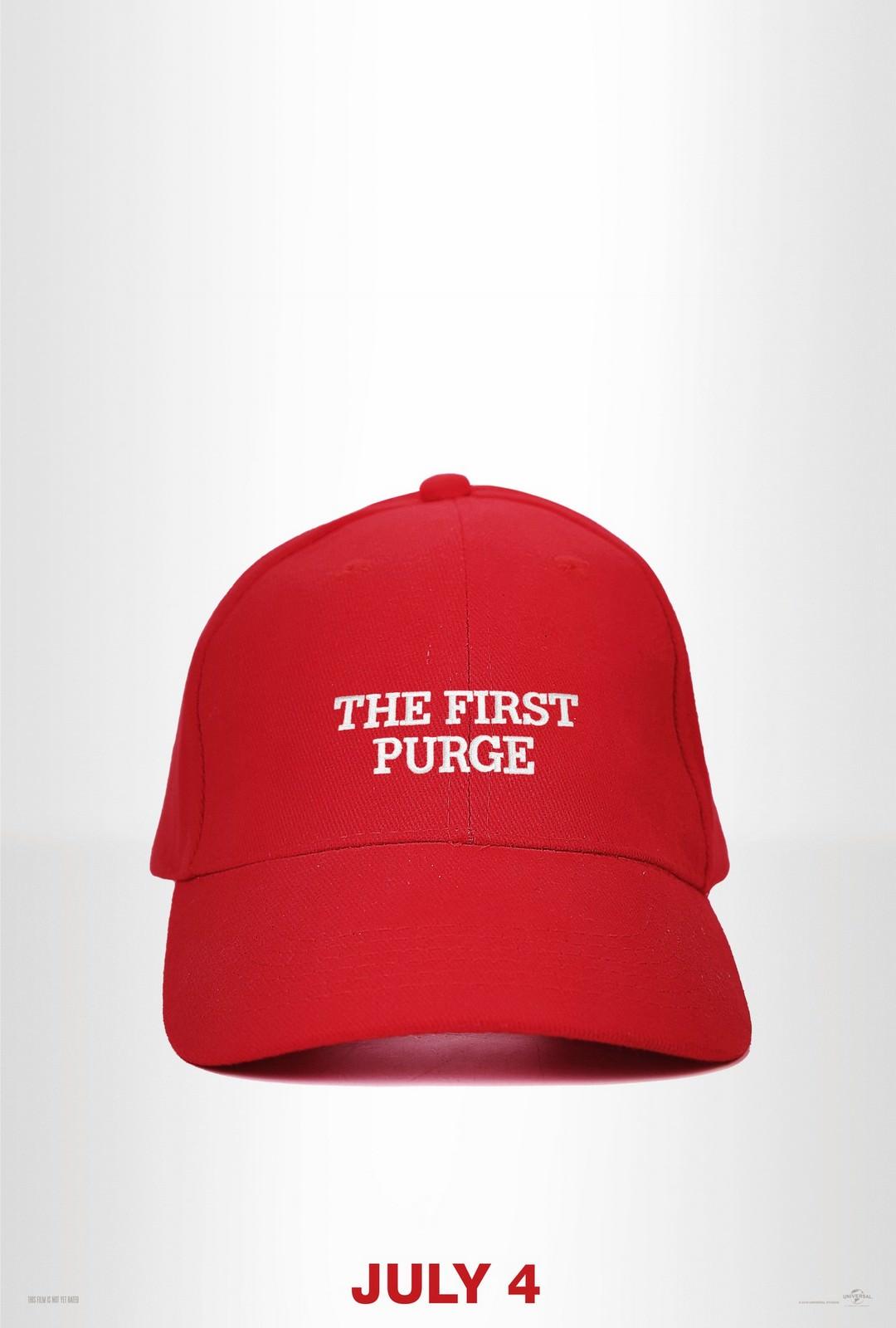 Movie, The First Purge(美國, 2018) / 殺戮元年(台) / 國定殺戮日:屠亡前傳(港) / 人类清除计划4(網), 電影海報, 美國, 前導