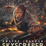 Movie, Skyscraper(美國, 2018) / 摩天大樓(台) / 摩天营救(中) / 高凶浩劫, 電影酷卡
