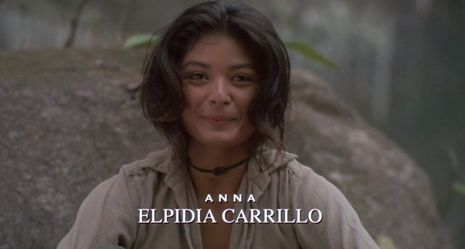 Movie, Predator(美國, 1987) / 終極戰士(台) / 铁血战士(中) / 鐵血戰士(港), 片尾畫面