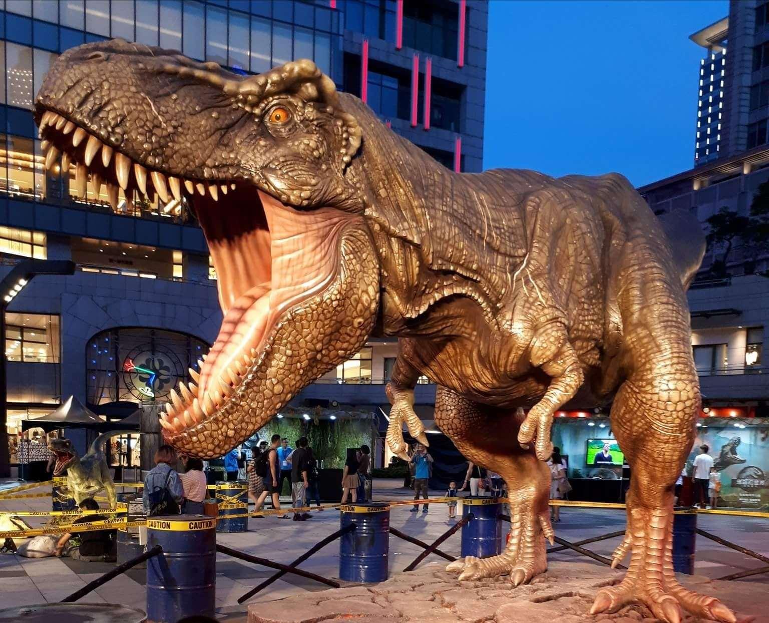 Movie, Jurassic World: Fallen Kingdom(美國) / 侏羅紀世界:殞落國度(台) / 侏罗纪世界2(中) / 侏羅紀世界:迷失國度(港), 電影主題展, 《侏羅紀世界:殞落國度》蠻荒探險