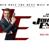 Movie, Johnny English Strikes Again(英國.法國.美國, 2018) / 凸搥特派員:三度出擊(台) / 特務戇J:神級歸位(港) / 憨豆特工3(網), 電影海報, 美國, 橫版
