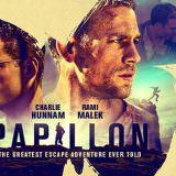 Movie, Papillon(美國, 2017) / 惡魔島(台灣) / 巴比龙(網路), 電影海報, 美國, 橫版