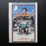 Movie, Jumanji(美國, 1995) / 野蠻遊戲(台灣) / 勇敢者的游戏(中國) / 逃出魔幻紀(香港), 電影DVD