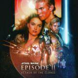 Movie, Star Wars Episode II: Attack of the Clones(美國, 2002) / 星際大戰二部曲:複製人全面進攻(台灣) / 星球大战前传:克隆人的进攻(中國) / 星球大戰前傳:複製人侵略(香港), 電影海報, 美國
