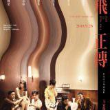 Movie, 阿飛正傳(香港, 1990) / 阿飛正傳(台灣) / 阿飞正传(中國) / Days of Being Wild(英文), 電影海報, 台灣