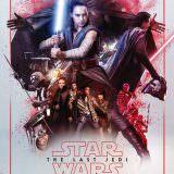 Movie, Star Wars: The Last Jedi(美國, 2017) / STAR WARS:最後的絕地武士(台灣) / 星球大战8:最后的绝地武士(中國) / 星球大戰:最後絕地武士(香港), 電影海報, 美國