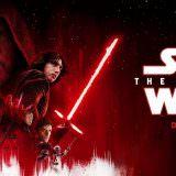 Movie, Star Wars: The Last Jedi(美國, 2017) / STAR WARS:最後的絕地武士(台灣) / 星球大战8:最后的绝地武士(中國) / 星球大戰:最後絕地武士(香港), 電影海報, 美國, 橫版