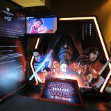 Movie, Star Wars: The Last Jedi(美國, 2017) / STAR WARS:最後的絕地武士(台灣) / 星球大战8:最后的绝地武士(中國) / 星球大戰:最後絕地武士(香港), 廣告看板, 信義威秀影城, 4DX
