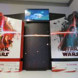 Movie, Star Wars: The Last Jedi(美國, 2017) / STAR WARS:最後的絕地武士(台灣) / 星球大战8:最后的绝地武士(中國) / 星球大戰:最後絕地武士(香港), 廣告看板, 喜滿客影城