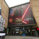 Movie, Star Wars: The Force Awakens(美國, 2015) / STAR WARS:原力覺醒(台灣) / 星球大战:原力觉醒(中國) / 星球大戰:原力覺醒(香港), 廣告看板, 美麗華大直影城