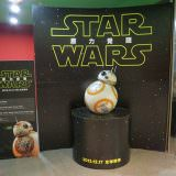 Movie, Star Wars: The Force Awakens(美國, 2015) / STAR WARS:原力覺醒(台灣) / 星球大战:原力觉醒(中國) / 星球大戰:原力覺醒(香港), 廣告看板, 國賓大戲院