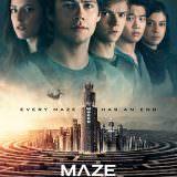 Movie, Maze Runner: The Death Cure(美國, 2018) / 移動迷宮:死亡解藥(台灣.香港) / 移动迷宫3:死亡解药(中國), 電影海報, 美國