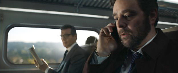 Movie, The Commuter(美國, 2018) / 疾速救援(台灣) / 通勤营救(中國) / 追命列車(香港), 電影劇照, 角色演員介紹