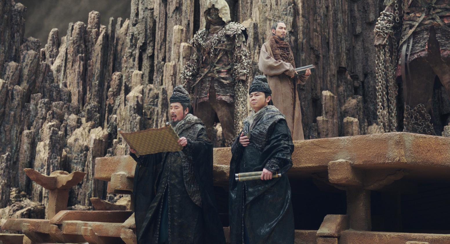Movie, 신과 함께: 죄와 벌(韓國, 2017) / 與神同行(台灣) / Along with the Gods: The Two Worlds(英文), 電影劇照, 地獄