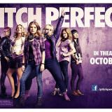 Movie, Pitch Perfect(美國, 2012年) / 歌喉讚(台灣) / 完美音调(中國) / 辣妹合唱團(香港), 電影海報, 美國, 橫版