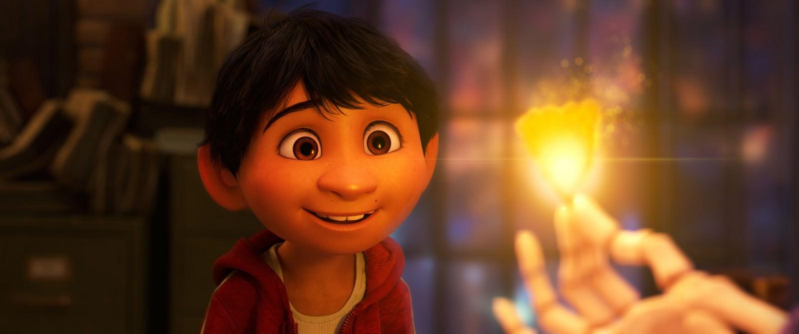 Movie, Coco(美國, 2017年) / 可可夜總會(台灣) / 寻梦环游记(中國) / 玩轉極樂園(香港), 電影劇照, 角色與配音卡司介紹