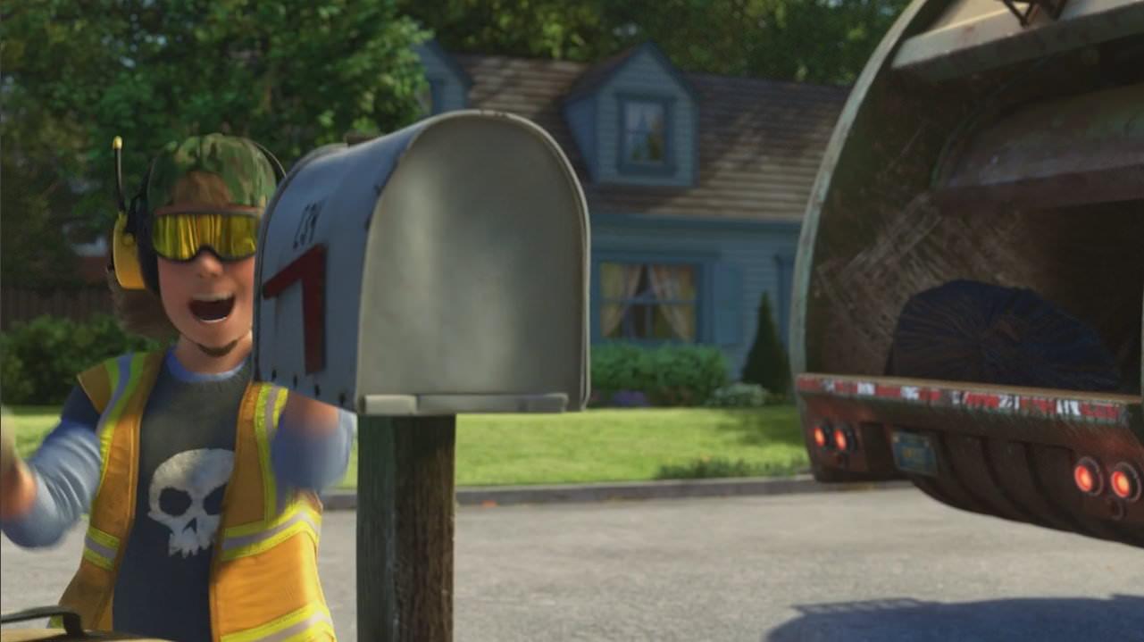 Movie, Toy Story 3(美國, 2010) / 玩具總動員3(台灣) / 玩具总动员3(中國) / 反斗奇兵3(香港), 電影劇照, 角色與配音卡司介紹