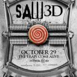 Movie, Saw 3D(美國, 2010年) / 奪魂鋸3D(台灣) / 恐懼鬥室3D:終極審判(香港) / 电锯惊魂7(網路), 電影海報, 美國, RealD 3D