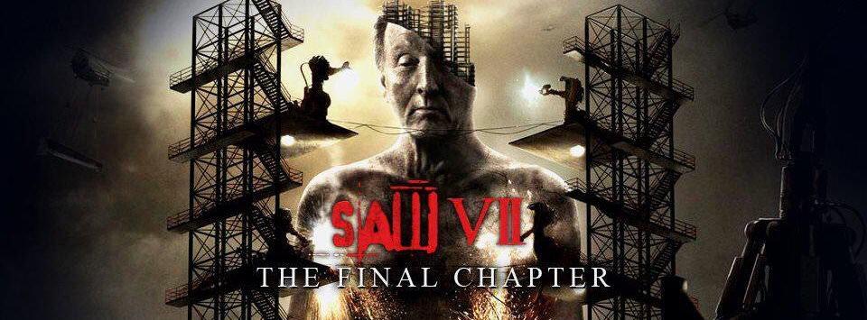 Movie, Saw 3D(美國, 2010年) / 奪魂鋸3D(台灣) / 恐懼鬥室3D:終極審判(香港) / 电锯惊魂7(網路), 電影海報, 美國, 橫版