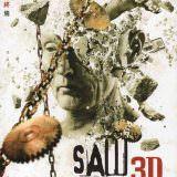 Movie, Saw 3D(美國, 2010年) / 奪魂鋸3D(台灣) / 恐懼鬥室3D:終極審判(香港) / 电锯惊魂7(網路), 電影海報, 日本
