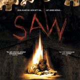 Movie, Saw(美國, 2004年) / 奪魂鋸(台灣) / 恐懼鬥室(香港) / 电锯惊魂(網路), 電影海報, 美國