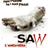 Movie, Saw(美國, 2004年) / 奪魂鋸(台灣) / 恐懼鬥室(香港) / 电锯惊魂(網路), 電影海報