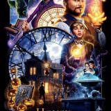 Movie, The House with a Clock in its Walls(美國, 2018年) / 滴答屋(台灣) / 魔鐘奇幻屋(香港), 電影海報, 美國, IMAX