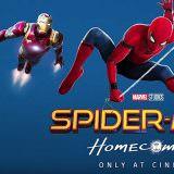 Movie, Spider-Man: Homecoming(美國, 2017年) / 蜘蛛人:返校日(台灣) / 蜘蛛侠:英雄归来(中國) / 蜘蛛俠:強勢回歸(香港), 電影海報, 美國, 橫版