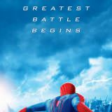 Movie, The Amazing Spider-Man 2(美國) / 蜘蛛人驚奇再起2:電光之戰(台) / 超凡蜘蛛侠2(中) / 蜘蛛俠2:決戰電魔(港), 電影海報, 美國