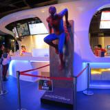 Movie, The Amazing Spider-Man 2(美國) / 蜘蛛人驚奇再起2:電光之戰(台) / 超凡蜘蛛侠2(中) / 蜘蛛俠2:決戰電魔(港), 廣告看板, 電影宣傳模型, 樂聲影城