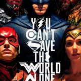 Movie, Justice League(美國, 2017年) / 正義聯盟(台灣.香港) / 正义联盟(中國), 電影海報, 美國
