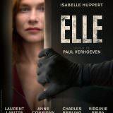 Movie, Elle(法國, 2016年) / 她的危險遊戲(台灣) / 烈女本色(香港) / 她(網路), 電影海報, 法國