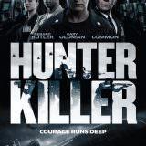 Movie, Hunter Killer(美國, 2018年) / 潛艦獵殺令(台灣) / 冰海陷落(中國) / 潛艦滅殺令(香港), 電影海報, 前導