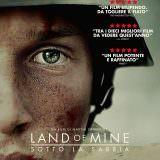 Movie, Under sandet(丹麥, 2016年) / 拆彈少年(台灣) / 十個拆彈的少年(香港) / Land of Mine(英文) / 地雷区(網路), 電影海報, 英國