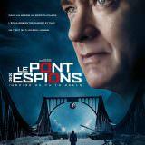 Movie, Bridge of Spies(美國, 2015年) / 間諜橋(台灣) / 间谍之桥(中國) / 換諜者(香港), 電影海報, 法國