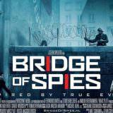Movie, Bridge of Spies(美國, 2015年) / 間諜橋(台灣) / 间谍之桥(中國) / 換諜者(香港), 電影海報, 荷蘭, 橫版