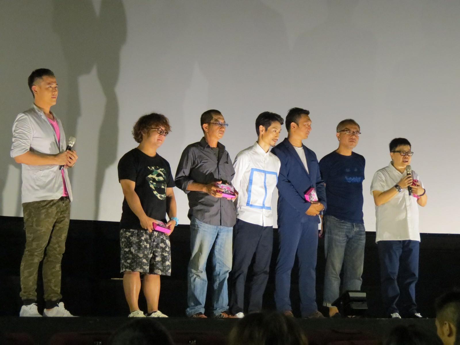 Movie, 大佛普拉斯(台灣, 2017年) / The Great Buddha+(英文), 特映會, 映後座談, 導演與演員