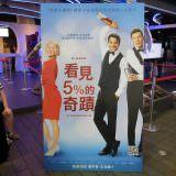 Movie, Mein Blind Date mit dem Leben(德國, 2017年) / 看見5%的奇蹟(台灣) / 尋找快樂的盲點(香港) / My Blind Date With Life(英文) / 与生命有约(網路), 廣告看板, 特映會(樂聲影城)