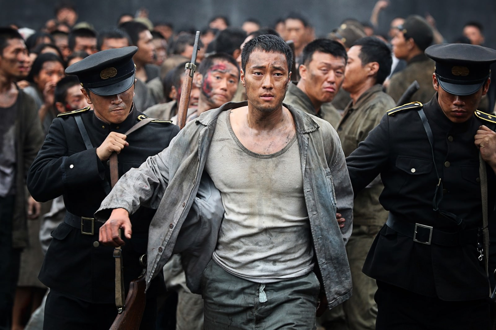 Movie, 군함도(韓國, 2017年) / 軍艦島(台灣.香港) / The Battleship Island(英文), 電影劇照, 角色與演員介紹
