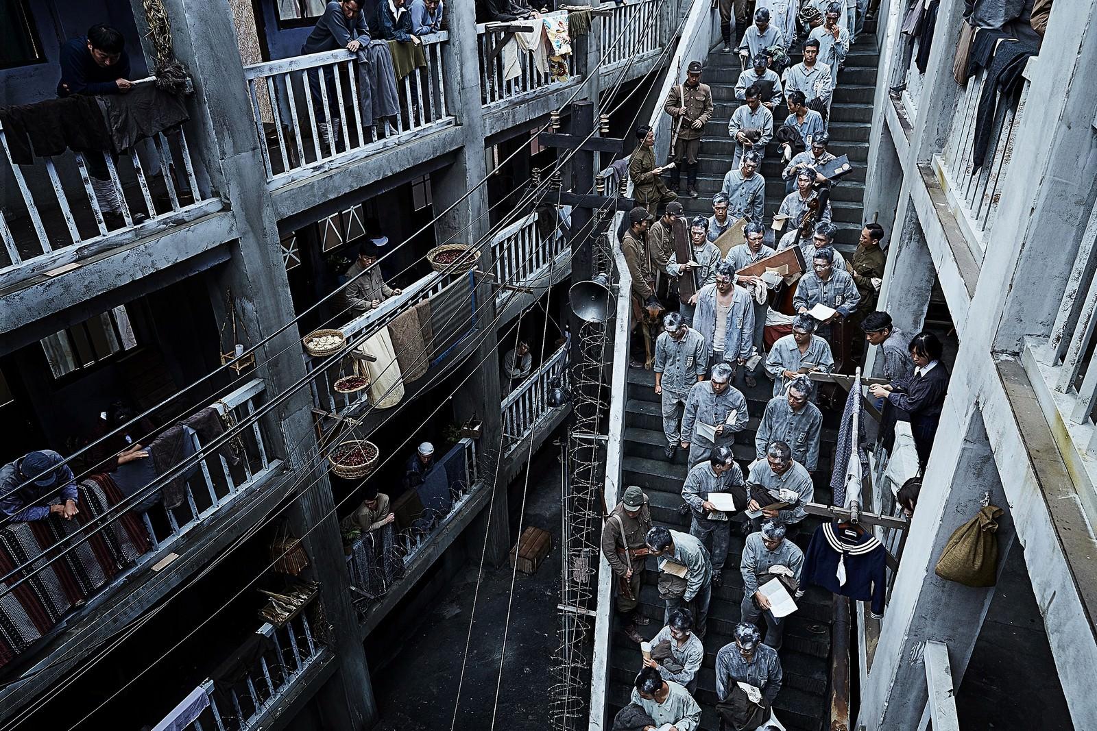 Movie, 군함도(韓國, 2017年) / 軍艦島(台灣.香港) / The Battleship Island(英文), 電影劇照