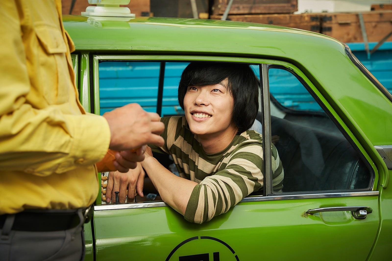 Movie, 택시 운전사(韓國, 2017年) / 我只是個計程車司機(台灣) / 逆權司機(香港) / 出租车司机(網路) / A Taxi Driver(英文), 電影劇照, 角色或演員介紹