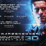 Movie, Terminator 2: Judgment Day(美國, 1991年) / 魔鬼終結者2(台灣) / 终结者2:审判日(中國) / 未來戰士續集(香港), 電影海報, 英國, 橫版