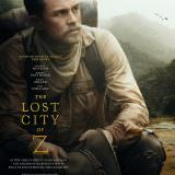 Movie, The Lost City of Z(美國, 2016年) / 失落之城(台灣) / 迷失Z城(中國), 電影海報, 美國