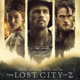 Movie, The Lost City of Z(美國, 2016年) / 失落之城(台灣) / 迷失Z城(中國), 電影海報, 英國