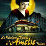 Movie, Le fabuleux destin d'Amélie Poulain(法國, 2001年) / 艾蜜莉的異想世界(台灣) / 天使愛美麗(香港) / Amelie(英文), 電影海報, 法國