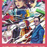 Movie, Baby Driver(美國, 2017年) / 玩命再劫(台灣) / 极盗车神(中國) / 寶貝車神(香港), 電影海報, 美國