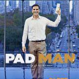 Movie, PadMan(印度, 2018年) / 護墊俠(台灣) / 印度合伙人(中國), 電影海報, 美國