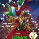 Movie, The Grinch(美國, 2018年) / 鬼靈精(台灣) / 绿毛怪格林奇(中國) / 聖誕怪怪傑(香港), 電影海報, 法國