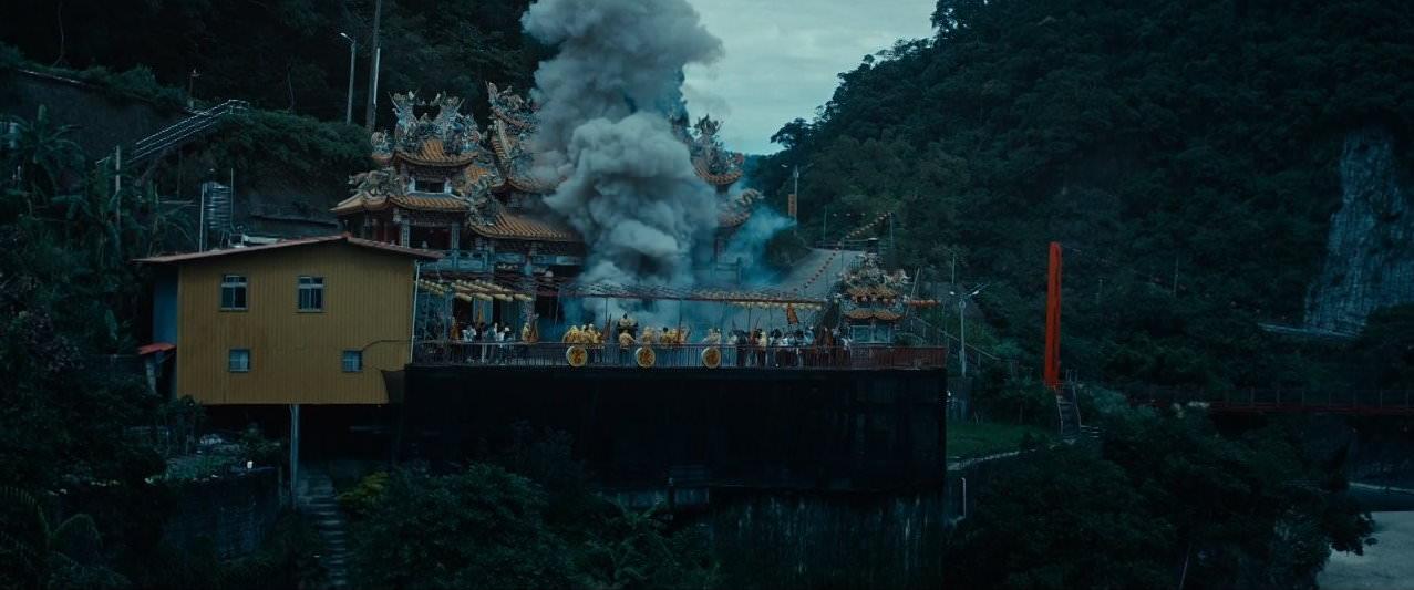 Movie, 紅衣小女孩2(台灣, 2017年) / The Tag-Along 2(英文), 電影場景, 台中大坑 福德宮